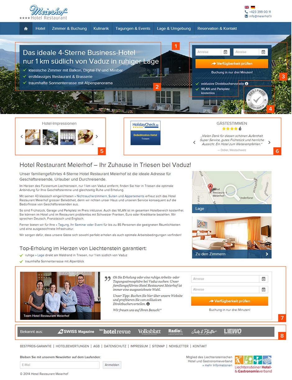 Hotel Website BookingMagnet